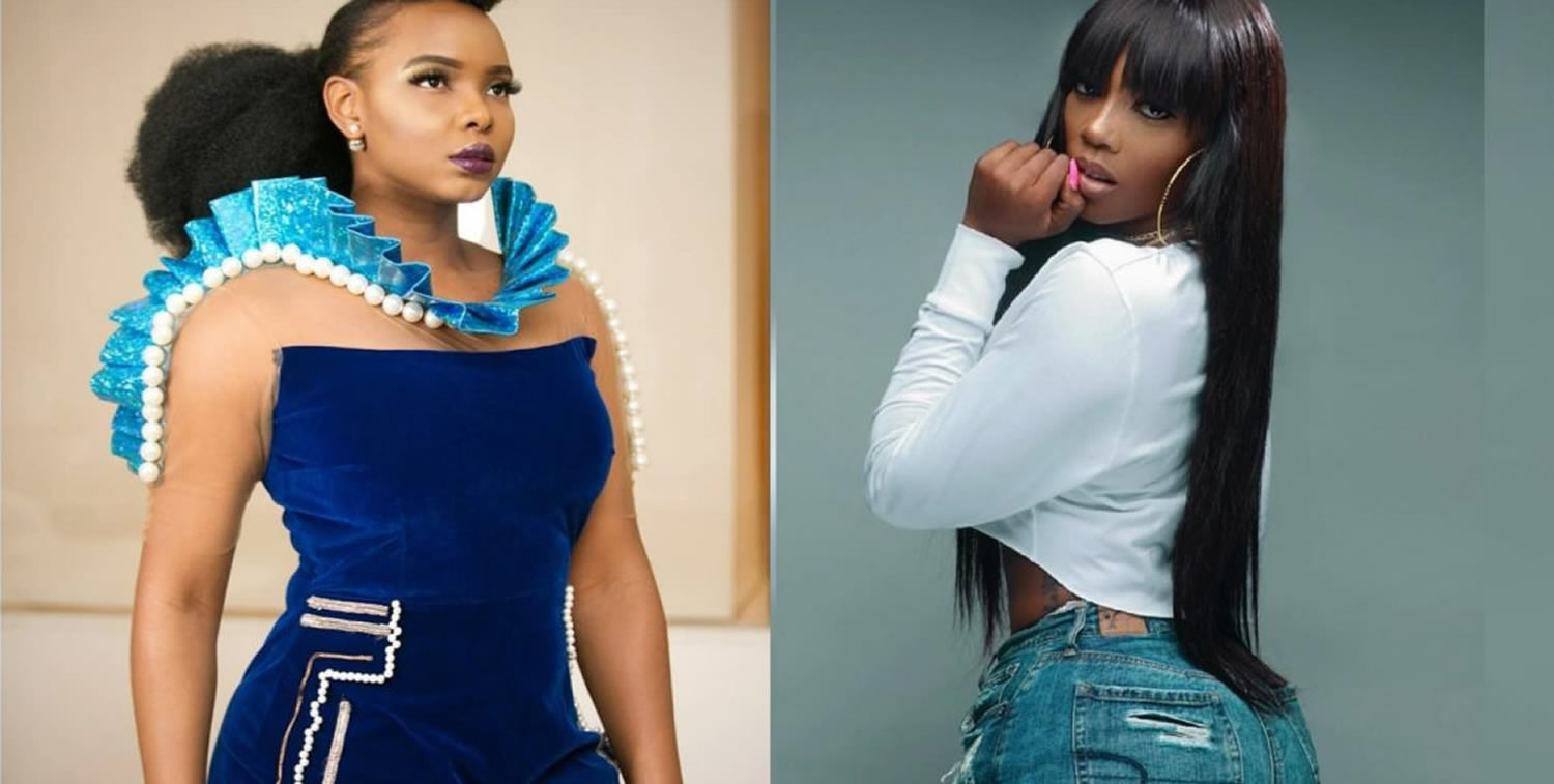 Yemi Alade and Tiwa Savage