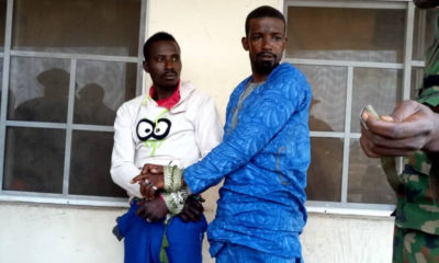 Kidnappers nabbed in Ondo