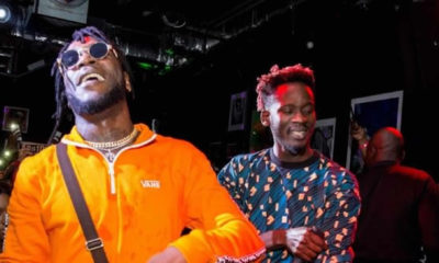 Burna Boy and Eazi