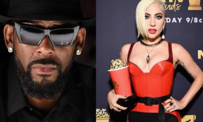 Lady Gaga and R.Kelly