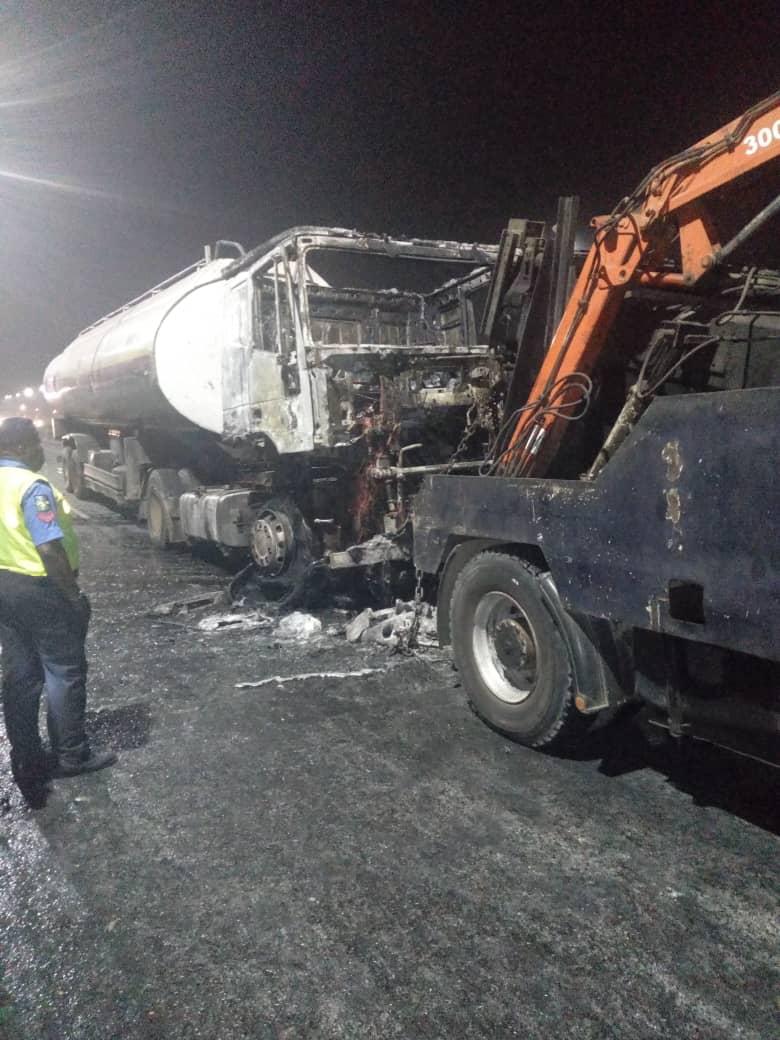Ogudu tanker explosion