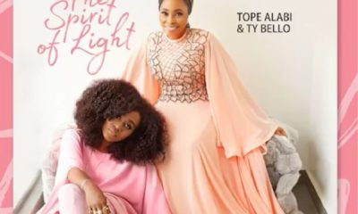 TY Bello and Tope Alabi