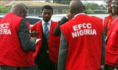 EFCC in court
