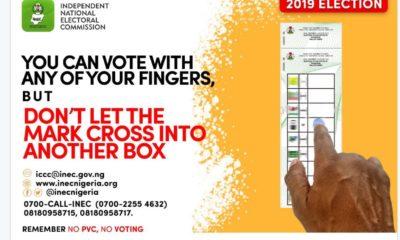 #NigeriaDecides2019