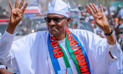 Buhari third-term