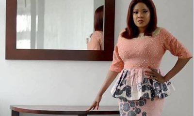God is using this coronavirus to remind the world that we live at his mercy, Toyin Abraham advises that Nigerians take precaution and pray