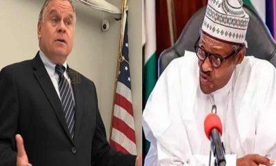 Chris Smith and Buhari