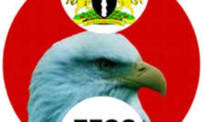 EFCC freeze accounts