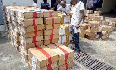INEC Sensitive Materials