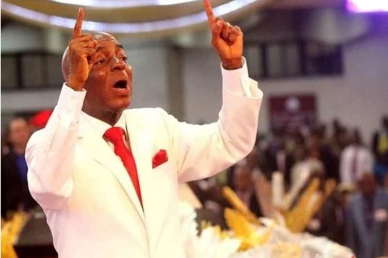 What you don't want, you don't watch, Oyedepo calls for prayers over coronavirus outbreak