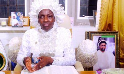 Reverend Mother Esther Ajayi