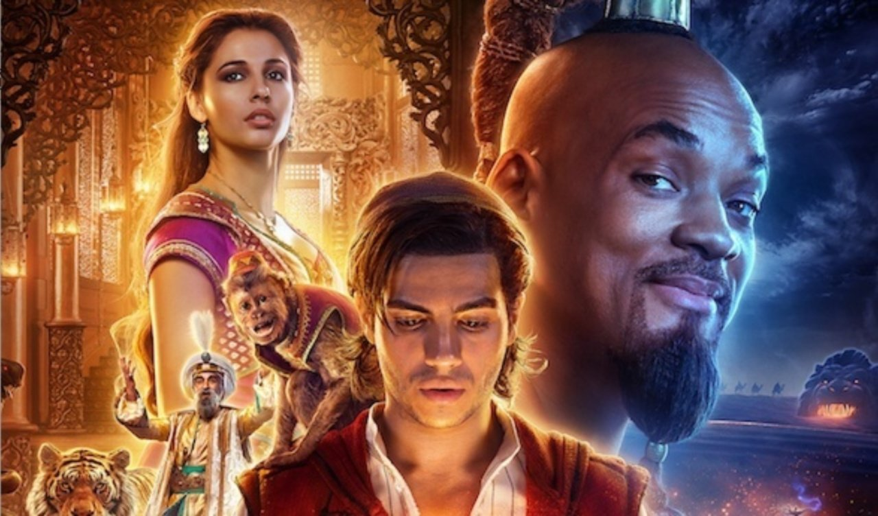 disney releases trailer for aladdin remake with will smith