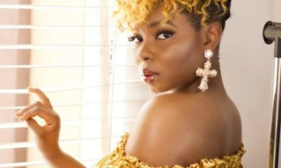 Drinking and minding my business, anything extra is a blessing from God- Yemi Alade replies fans who criticize her music