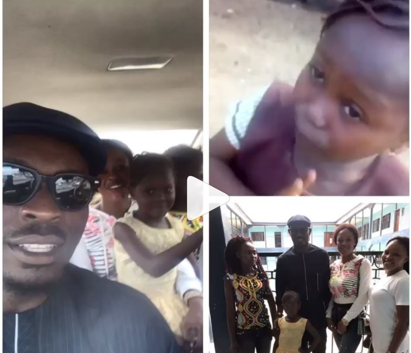 Desoto Police Chief Defends Officer In Viral Video: Mr Jollof Pays Fees Of Little Girl Who Was Sent Out Of