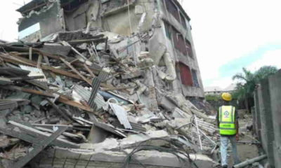 Help stop building collapse, LASG appeal to professional bodies