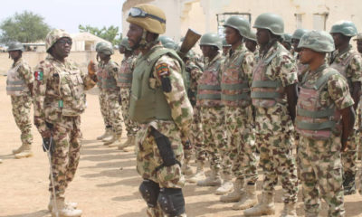 Troops Boko Haram Nigerian Army
