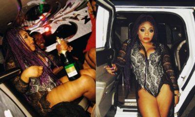 Afro-rap queen Mz J4zzie