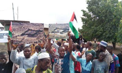 Nigerian Friends of Palestine