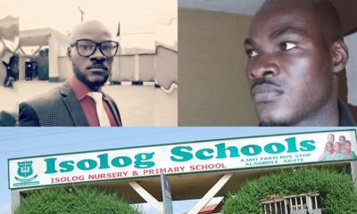 Isolog school teacher