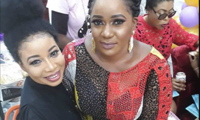 Lizzy Anjorin and Dupe