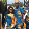 Celebrities grace Affez Owo's mom's burial in Oyo [Photos]