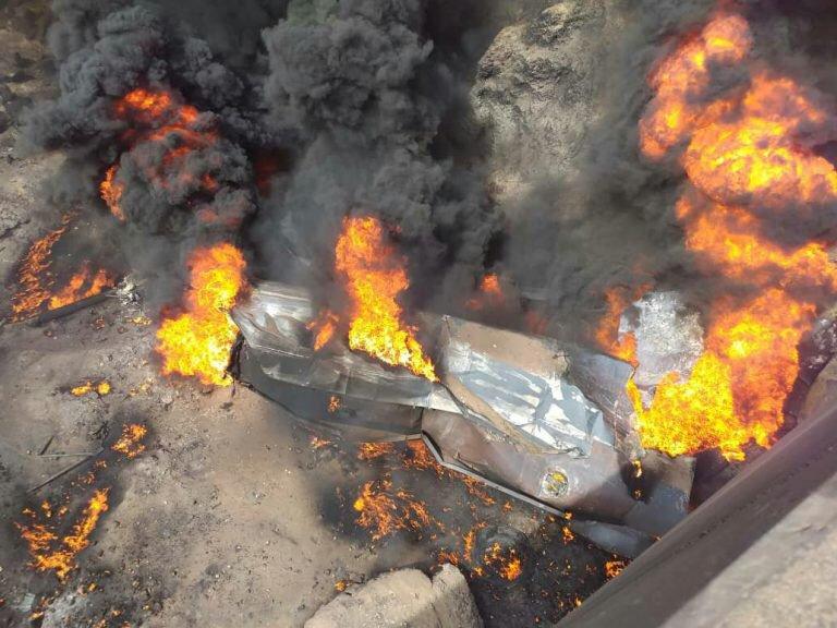 Gombe explosion