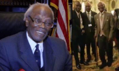 Nigerian Ambassador to US