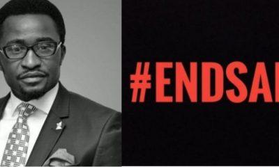Henry Shield #EndSARS