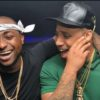 B-Red and Davido