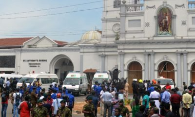 Sri Lanka church-bombing