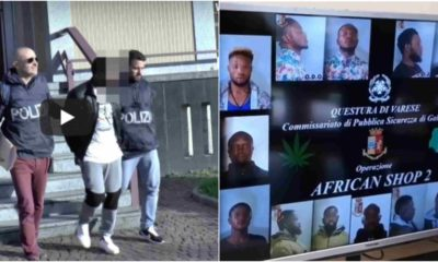 Italian drug dealers