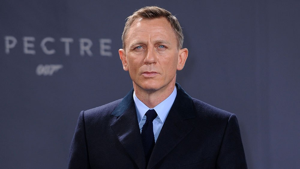 Daniel Craig To Star As James Bond For Fifth Time