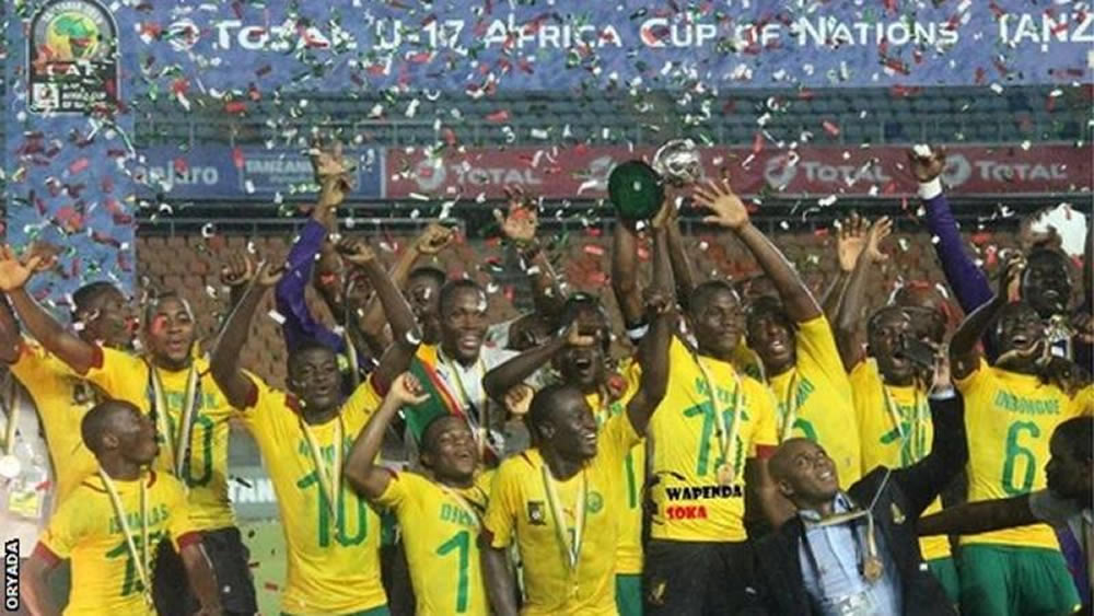 Indomitable Lions of Cameroon win AFCON cup