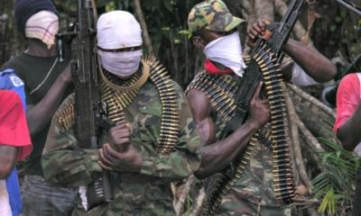 JUST IN: Gunmen kidnap council chairman's father in Bayelsa