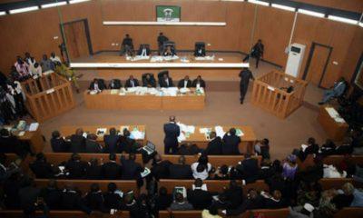 Presidential election tribunal