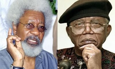 Achebe Soyinka
