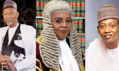 Justice Bulkachuwa's
