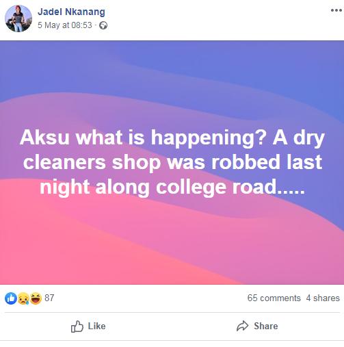Akwa Ibom varsity