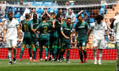 Real Madrid suffer 12th defeat on final La Liga match