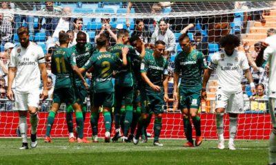 Real Madrid suffer 12th defeat on final La Liga match