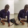 Fake herbalist - Tayo Ogunmola - attempts to dupe Ogun State Commissioner of Police, lands in jail