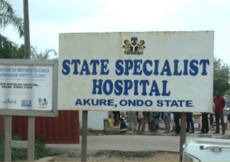 Angry family demands answers as corpse of newborn disappears from Ondo Specialist Hospital