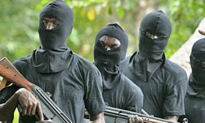 gunmen pregnant woman