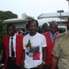 Nigerian artiste, Azeez Adeshina Fashola, also known as Naira Marley,