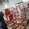 Customs rice