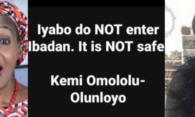 Kemi Olunloyo Iyabo Ojo