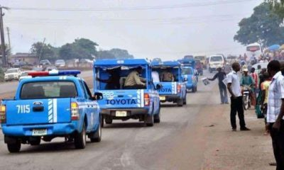 FRSC extortion