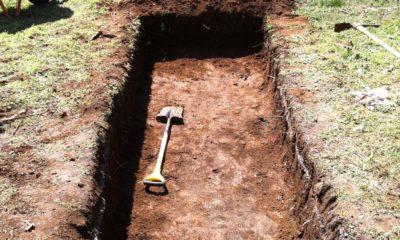 bury alive