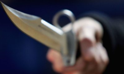 Woman stabs husband Stab to death