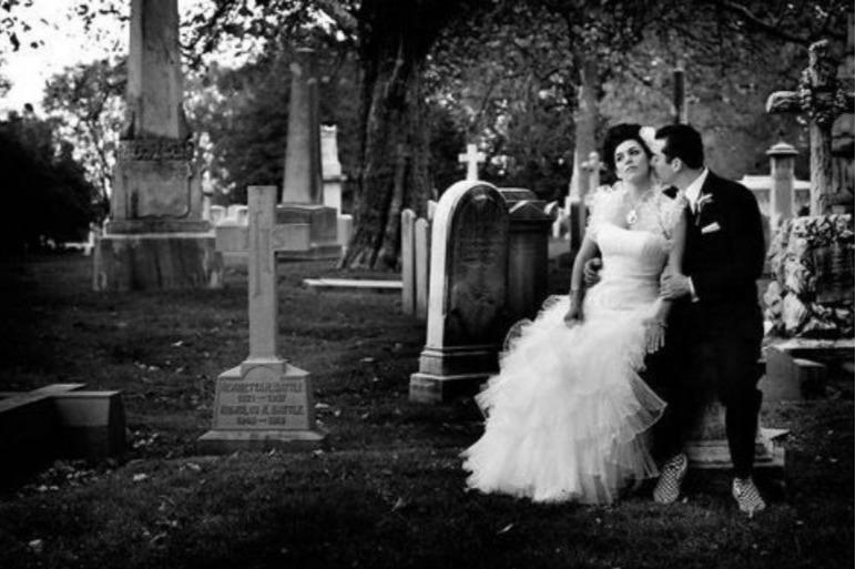 graveyard love
